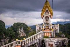 Tygrysia jamy świątynia Krabi Fotografia Royalty Free