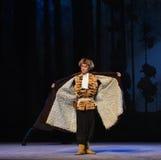 """Tygrysia skóry Peking opera """"Taking Tygrysiego Montain Strategy† Zdjęcie Royalty Free"""
