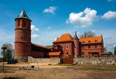 Tykocin castle, Poland Royalty Free Stock Image