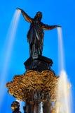 tyler фонтана davidson cincinnati Стоковые Фотографии RF