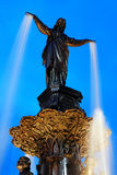Tyler Davidson Fountain, Cincinnati Photos libres de droits