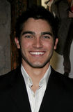 Tyler Hoechlin. 11/28/2005 - Hollywood - Tyler Hoechlin attends the Red carpet celebrity opening of stage musical version of Irving Berlin`s White Christmas at Royalty Free Stock Photo