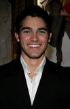 Tyler Hoechlin. HOLLYWOOD, CALIFORNIA. November 28, 2005. Tyler Hoechlin attends the Red carpet celebrity opening of stage musical version of Irving Berlin`s stock photos