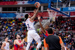 Tyler Honeycutt (2) attack royalty free stock images