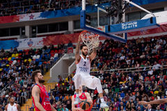 Tyler Honeycutt (2) attack Stock Photo