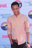 Tyler James Williams Arkivfoton