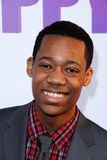 Tyler James Williams. At the Los Angeles Screening of Tyler Perry's Madea's Big Happy Family. Arclight Theater, Hollywood, CA. 04-19-11 royalty free stock images