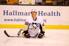 Tyler Kennedy Pittsburgh Penguins Fotografie Stock