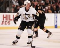 Tyler Kennedy Pittsburgh Penguins stock foto's