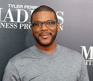 Tyler Perry Photographie stock