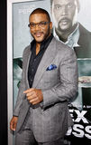 Tyler Perry. At the Los Angeles premiere of 'Alex Cross' held at the ArcLight Cinemas Cinerama Dome in Los Angeles on October 15, 2012 royalty free stock photography