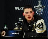 Tyler Seguin Boston Bruins Royalty Free Stock Photography