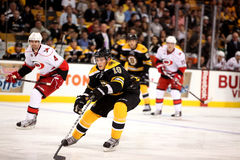 Tyler Seguin Boston Bruins v. Carolina Hurricanes Stock Photo