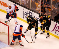 Tyler Seguin and Milan Lucic, Boston Bruins Stock Photo