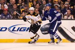 Tyler Seguin and Phil Kessel Royalty Free Stock Photo