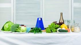 Tylko najlepszy owoc i warzywo Zdrowy karmowy kucharstwo Przygotowanie i kulinarny świeży zdrowy kulinarny przepis zdjęcie stock