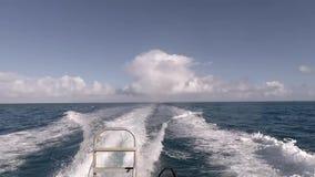 tylna łódź zdjęcie wideo