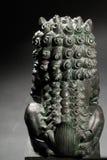 tylna lwa samiec świątynia Zdjęcia Stock