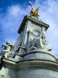 Tylna strona Wiktoria pomnik Obrazy Royalty Free