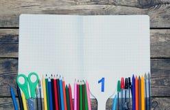 tylna szkoły Tło szkoła ximpx różnorodnego Zdjęcie Stock