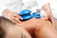 tylne masaż obraz stock