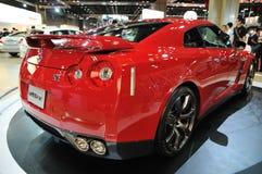 tylni Nissan widok