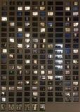 Tylni okno zdjęcia stock