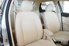 tylni samochodowi siedzenia Obrazy Royalty Free