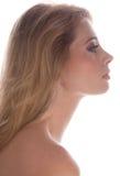 tylny lekki portret Fotografia Royalty Free