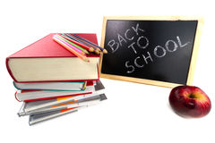 tylny szkolny czas Zdjęcie Stock