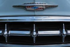 Tylny widok chevroleta zegaru stary samochód Zdjęcia Royalty Free
