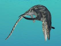 Tylosaurus Stock Image