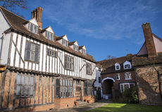 Tymperleys dans Colchester image stock