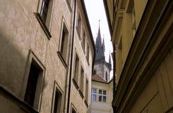 tyn республики prague церков чехословакское Стоковая Фотография RF