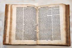 Tyndale, 1538 Foto de archivo libre de regalías
