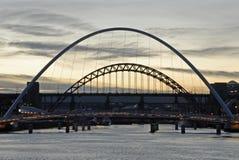 Tyne-Brücke Lizenzfreie Stockfotografie