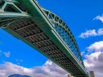 Tyne Bridge royaltyfria bilder