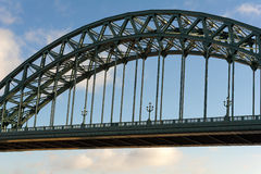 Tyne bridge Royalty Free Stock Images