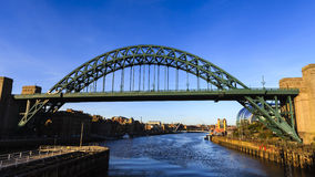 Tyne Bridge Royaltyfria Foton