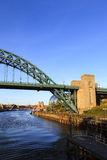 Tyne Bridge Arkivbild