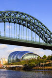 Tyne Bridge Royaltyfri Foto
