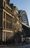 Tyne Bridge Fotografia de Stock