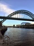 Tyne Bridge Lizenzfreie Stockfotos
