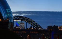 The Tyne Bridge Stock Images