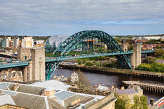 The Tyne Bridge Stock Photography