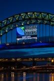 The Tyne Bridge Stock Photo