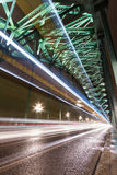 Tyne Bridge Lights Stock Photos
