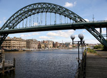 Tyne Bridge. Royalty Free Stock Image