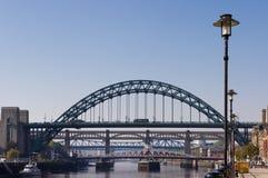 Tyne bridges Stock Images