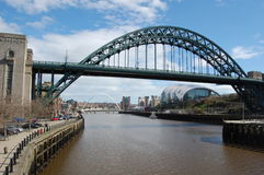 Tynebridge1 Royalty Free Stock Images